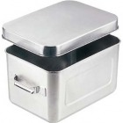 18-8保温・保冷バットマイルドボックス 5l 006(蓋付) 業務用