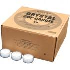 クリスタルカップキャンドル 4H(125個入)