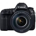 デジタル一眼レフカメラ EOS 5D Mark IV(WG)・EF24-105L IS II USM レンズキット[1483C009]