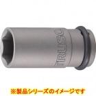 TRUSCO インパクト用ロングソケット(差込角25.4)対辺24mm