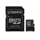 64GB microSDXCカード ( 最大 読取45MB/s 書込10MB/s ) class10 UHS-1 アダプタ-付 防水 IPX7