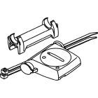 160-2880 CC-AT200W用デジタルスピードセンサー (ブラック)
