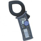 漏れ電流・負荷電流測定用クランプメータ