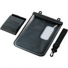 10.1インチ タブレット・スレートPC用防水ケース/ブラック