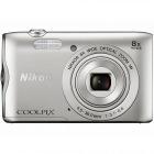 デジタルカメラ COOLPIX A300 シルバー