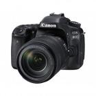 デジタル一眼レフカメラ EOS 80D レンズキット EF-S18-135mm F3.5-5.6 IS USM 付属