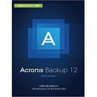 Acronis Backup 12 Workstation License - 5 Computers - incl. AAS BOX