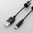カメラ接続用USBケーブル(mini-Bタイプ)