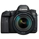 デジタル一眼レフカメラ EOS 6D Mark II(WG)・EF24-105 IS STM レンズキット