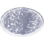 水晶焼肉用プレート 直径300×H30