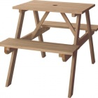 テーブル&ベンチ W75