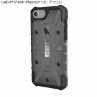 UAG社製 iPhone8/7/6s用 Plasma Case(アッシュ)