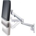 水平垂直多関節アーム 壁面固定タイプ