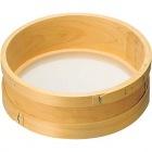 木枠 ダシ漉し 本絹 60メッシュ 尺(30cm)