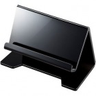 タブレット・スマートフォン用デスクトップスタンド(ブラック)