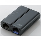 無線LANルータ親機/300Mbps/Playstation4対応(WRH300BK同等 ホテルルータ使用可)