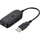 USBオーディオ変換アダプタ
