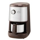 全自動コーヒーメーカー VCD-200 ブラウン 0