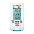 手持ち用デジタル温湿度計(警告ブザー設定機能付き)