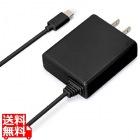 USB TYPE-C AC充電器 BK PG-CAC30A01BK