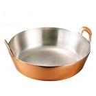 銅揚鍋 30cm