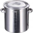 AGモリブデン目盛付寸胴鍋33cm 26.0L 業務用
