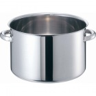 モリブデンジ II  半寸胴鍋(目盛付)48cm 蓋無