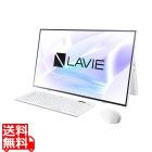 LAVIE Home All-in-one HA700/RAW ファインホワイト