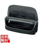 バッグインバッグ スマスタ ワイド ユートリム A5 ブラック