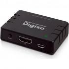 電源不要HDMIスプリッター(4K・3D・リンク機能対応)