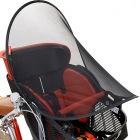 UV-012 Sunshade(前幼児座席用日除けカバー) (ブラック)