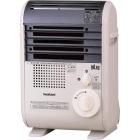 カセットガスファンヒーター 風暖(KAZEDAN) コードレスファンヒーター 暖房機 ウォームホワイト