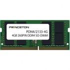 PC4-17000(DDR4-2133) CL=15 260PIN Unbuffered SO-DIMM 4GB
