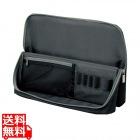 バッグインバッグ スマスタ ワイド ユートリム A4 ブラック