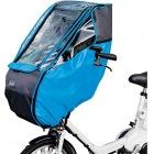 D-5FD 幼児座席用 前用レインカバー ブルー