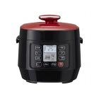 マイコン電気圧力鍋 KSC-3501/R レッド