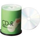 三菱化学 SR80FC100T データ用CD-R 700MB 48倍速 スピンドルケース入100枚パック