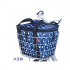 COL-01 サイクルサーモバッグ (水玉紺)