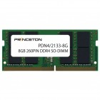 PC4-17000(DDR4-2133) CL=15 260PIN Unbuffered SO-DIMM 8GB