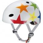 FR-KIDS FR・キッズ (スターホワイト) キッズ用自転車ヘルメット