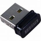 IEEE802.11n/g/b準拠 150Mbps(規格値) 超小型無線LANアダプター ブラック