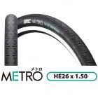 M-119 METRO (ブラック(26 1.50)) 1本