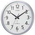 シチズン防滴防塵型電波掛時計 8MY493-019