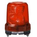 強耐振型LED大型回転灯(赤)