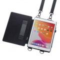 iPad 10.2インチ ショルダーベルト付きケース