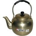 蓚酸アルマイト湯沸 福徳瓶 6L