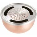 純銅 おろし器 HMO-9 (銅器)   正規品 ボウル ボール おろし 卸し金 銅 再入荷 キッチン キッチングッズ キッチン用品