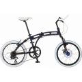 20インチ折りたたみ自転車 219 aurora 【大型商品につき代引不可・時間指定不可・返品不可】
