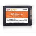 640GB SSD 内蔵SSD 2.5インチ SATA3.0 6Gb/s TLC 国内3年保証付き