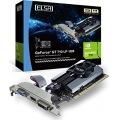 GeForce GT710搭載 グラフィックスボード ( DDR3 2GB / ロープロ対応 / 静音 / マルチモニター出力対応 )
